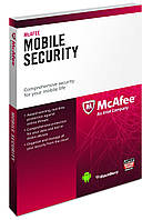Антивірус McAfee Mobile Security (12 міс)