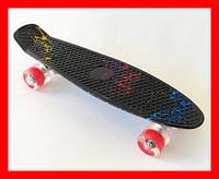 Пенни борд 2251 Penny Board Молнии