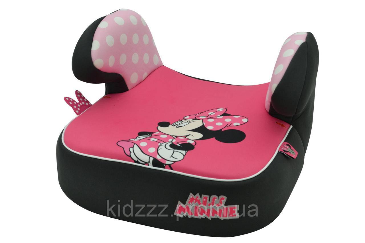 Автокресло-бустер NANIA DREAM  Minni Mouse Микки 15-36 кг (Франция)