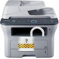 Прошивка принтера Samsung SCX-4600, SCX-4623F, SCX-4623FN в Киеве