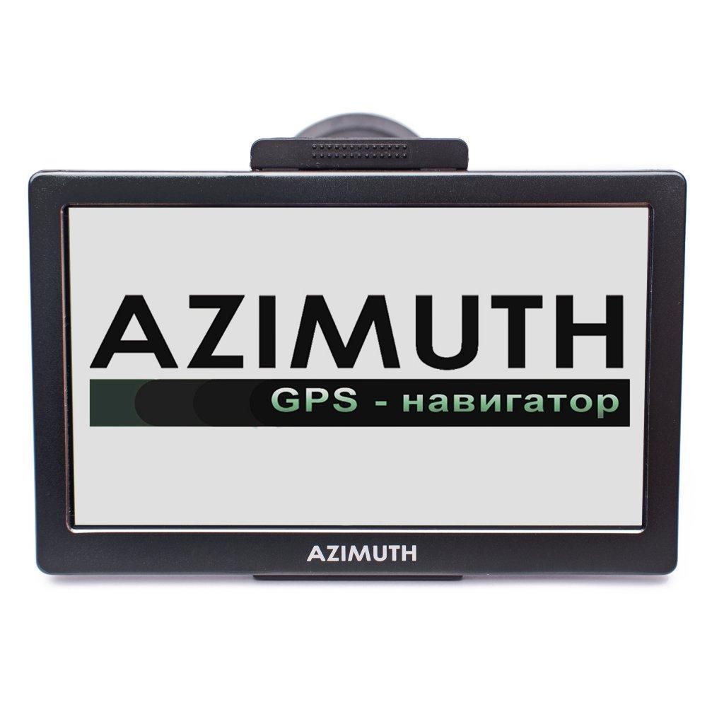Автомобильный GPS Навигатор Azimuth B75 Plus (68-50751)