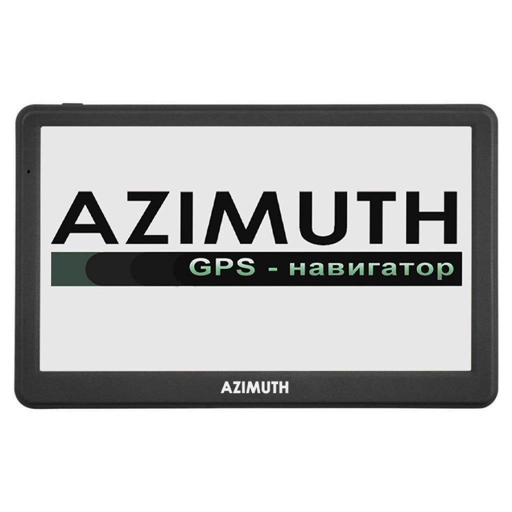 Автомобильный GPS Навигатор Azimuth S74 (68-70740)