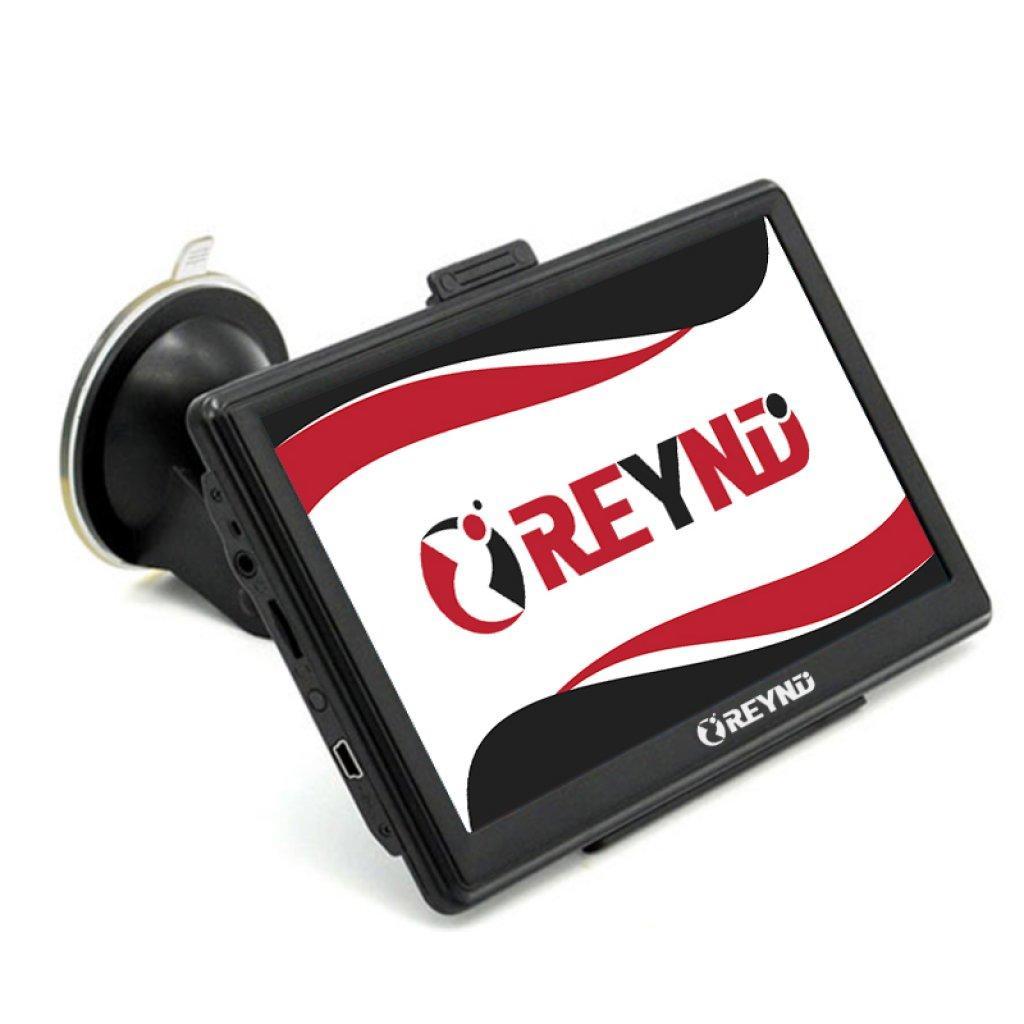 Автомобильный GPS Навигатор REYND K705 + Сити Гид (68-17050-1)