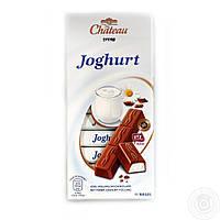 Шоколад молочный с  йогуртом   Joghurt Chateau Германия 200г