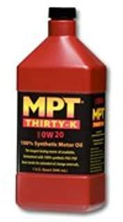 MPT ® 0W-20 Thirty-K 100% Full Synthetic Motor Oil