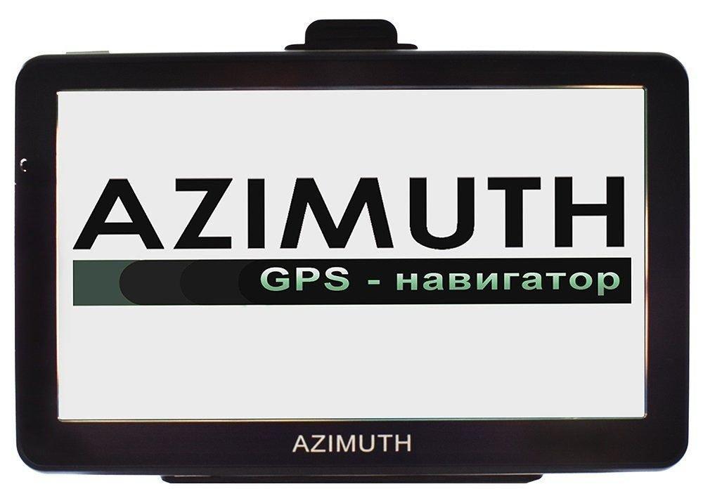 Автомобильный GPS Навигатор Azimuth B79 Pro + Сити Гид (68-50790-1)