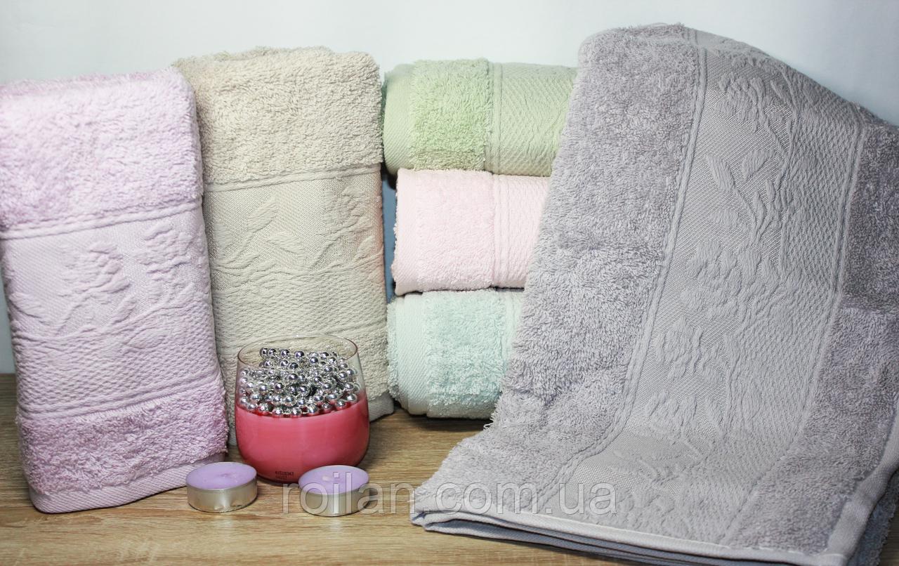 Метровые турецкие полотенца Gul