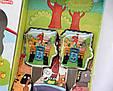 Столовий набір СИНІЙ ТРАКТОР , подарунковий дитячий, купити оптом зі складу 7км Одеса, фото 2