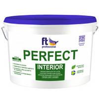 Латексная краска стойкая к мытью FT PRO Perfect Interior