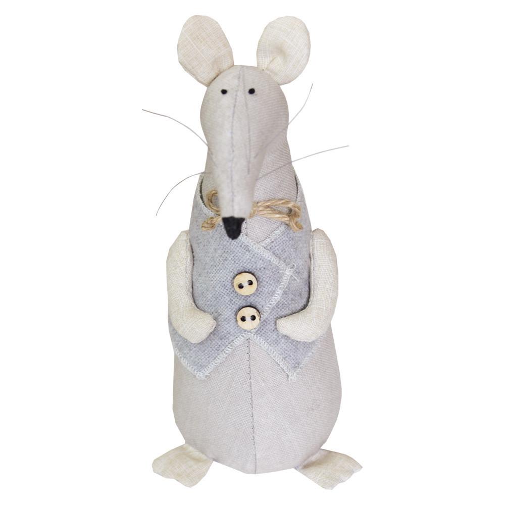 Крыса Прованс Сирык - интерьерная игрушка ручной работы