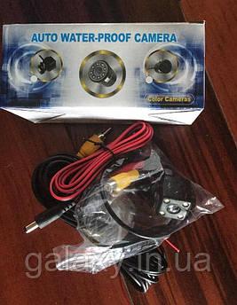Камера заднего вида цветная с разметкой для парковки 140 Градусов 101