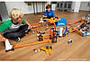 Ігровий набір Mattel Hot Wheels: Без кордонів ( Хот Вилс Набор конструктора трасс. Коробка для трюков ), фото 7