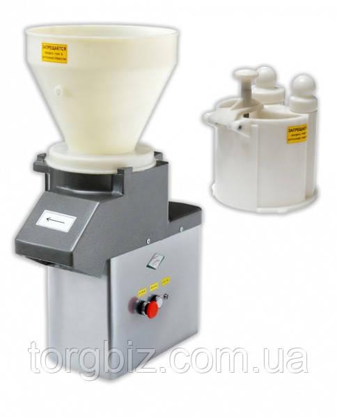 Машина для переробки овочів МПО-1 (овочерізка, протирання, диски)