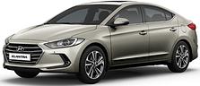 Защиты двигателя на Hyundai Elantra AD (2015-2020)