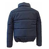 Модна жіноча куртка р. з 42 по 48 модель вик.джинс, фото 5