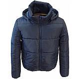 Модна жіноча куртка р. з 42 по 48 модель вик.джинс, фото 6