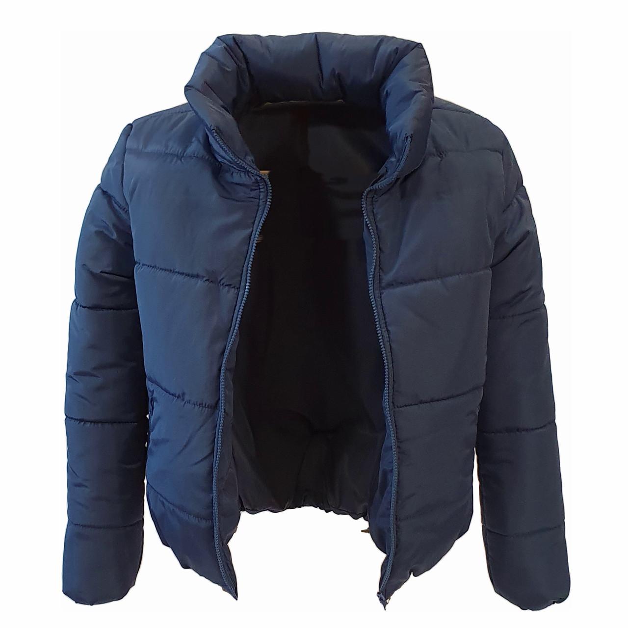 Модна жіноча куртка р. з 42 по 48 модель вик.джинс