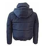 Модна жіноча куртка р. з 42 по 48 модель вик.джинс, фото 9