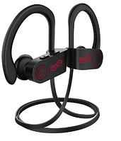 IONCT U8 - Беспроводные спортивные Bluetooth наушники с микрофоном и влагозащитой
