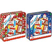 Шоколадные конфеты Kinder Happy Moments Mini Mix, 197 грамм
