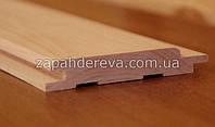 Вагонка деревянная сосна, ольха, липа Кременная