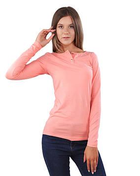 Персиковый пуловер батальный (размеры XS-3XL)