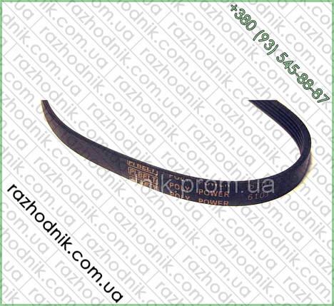 Ремень на бетономешалку 5PJ 610, фото 2