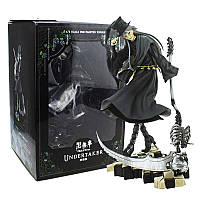 Фигурка ГробовщикАдриан Кривен Тёмный дворецкийBlack ButlerKuroshitsuji Undertaker 24 см ВВ U27.01