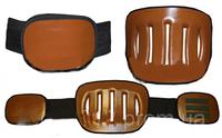 Пояс фиксирующий позвоночник PL+эластан 103 (р-р XL, 2XL103-108х26см, цвет коричневый)