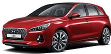 Защиты двигателя Hyundai I30 (c 2016--)