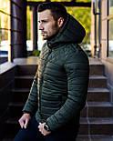 😜 Парка - Мужская Куртка Dream Утепленная хаки, фото 3