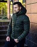 😜 Парка - Мужская Куртка Dream Утепленная хаки, фото 5