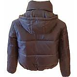 Модна жіноча куртка р. з 42 по 48 модель вик.синій, фото 9