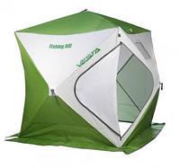 Палатка для зимней рыбалки двухместная Fishing ROI Vesta Куб утепленная 180*180*190см