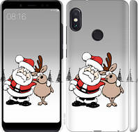 "Чехол на Xiaomi Redmi Note 5 Pro Новогодний 10 ""4623c-1353-17206"""