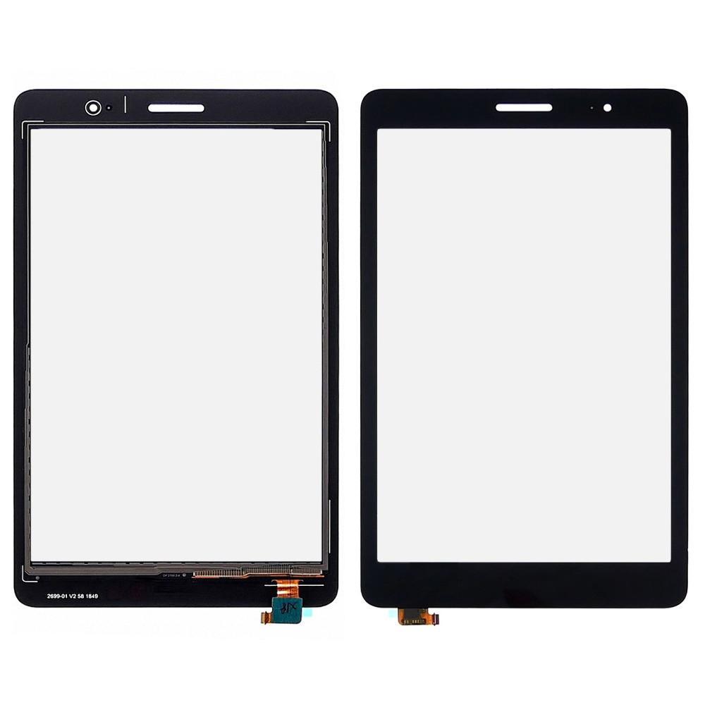 Тачскрин для HUAWEI MediaPad T3 8 (KOB-L09, KOB-W09) чёрный