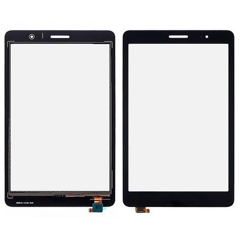 Тачскрин для HUAWEI MediaPad T3 8 (KOB-L09, KOB-W09) чёрный, фото 2
