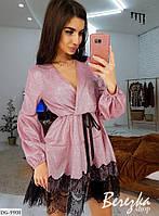 """Платье женское 0159 (50-52, 54-56) """"MILANI"""" недорого от прямого поставщика, фото 1"""