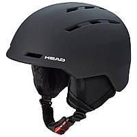 Гірськолижний шолом Head Vico black 2020