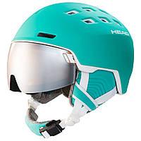 Гірськолижний шолом Head Rachel turquoise 2020