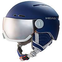 Гірськолижний шолом Head Queen nightblue 2020