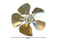 Крыльчатка вентилятора Ø=170мм B35, 70 (4100.662)
