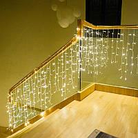 Гирлянда Бахрома 3х0,6 метра 108 LED / Premium Iceclude IP44