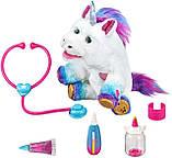 Інтерактивний єдиноріг і набір ветеринара, Little Live Rainglow Unicorn Vet Set. Оригінал з США, фото 3