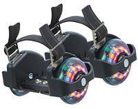 Светящиеся роликовые коньки Flashing Rollers (Флэшинг Роллер)