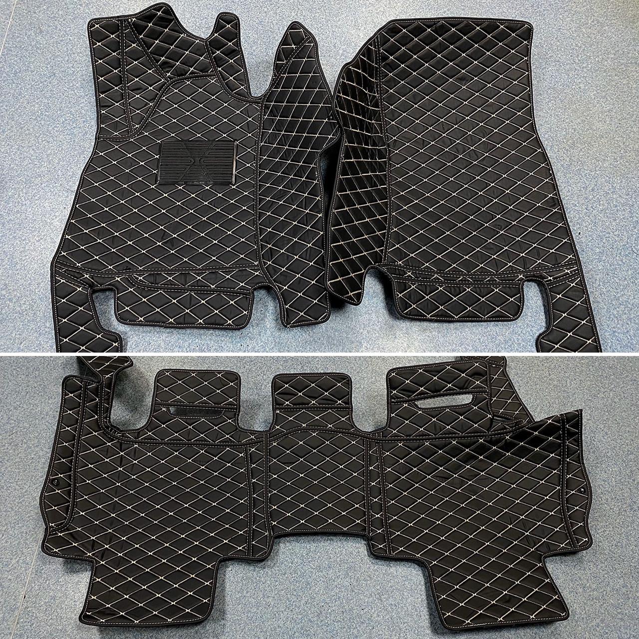 Комплект ковриков из экокожи для Lexus LX, от 2016 года