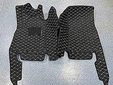 Комплект ковриков из экокожи для Lexus LX, от 2016 года, фото 2