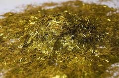 Глиттер Bioplast золотой 0,015кг