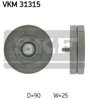 Обводной ролик AUDI A5 (8T3) / VW TRANSPORTER V автобус / VW MULTIVAN V 2003-2017 г.