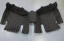 Комплект ковриков из экокожи для Mercedes GLA, от 2013 года, фото 3
